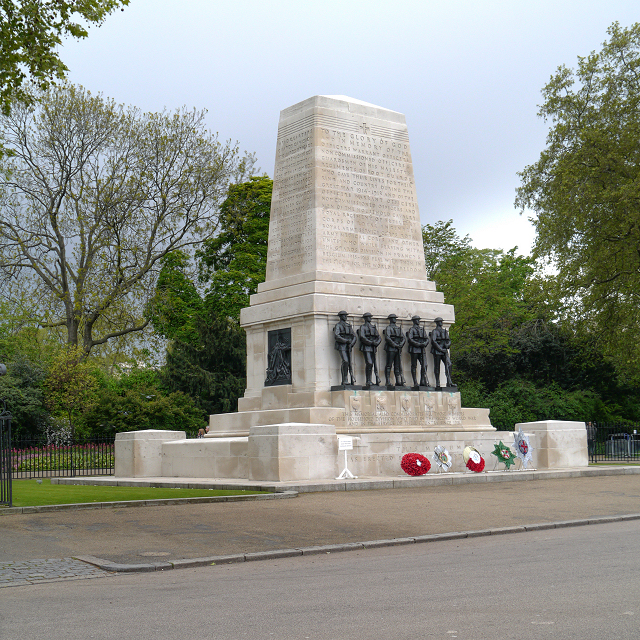 Guards Division Memorial, Horse Guards Parade
