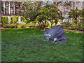 TQ2982 : The Concientious Objectors' Memorial, Tavistock Square Gardens by David Dixon