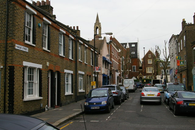 Hague Street, E2
