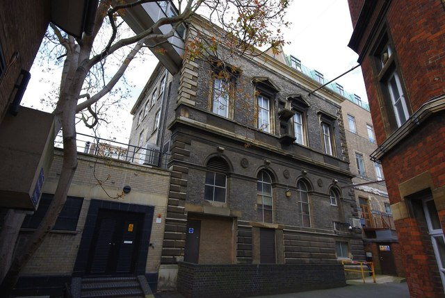 Balfour Building, New Museums Site