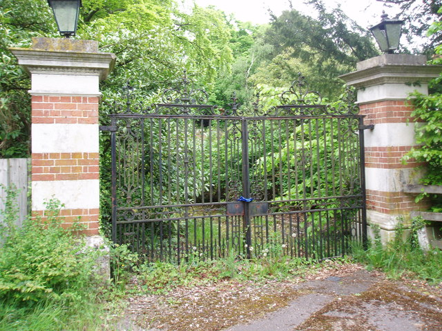 Disused Entrance and Gate