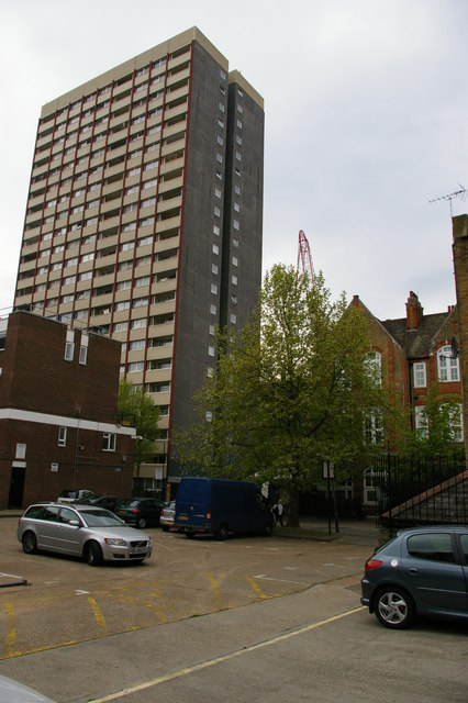 Mansford Street, E2: Charles Dickens House