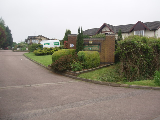 The Firs Mobile Home Park
