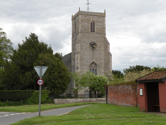 Holy Cross: the parish church of Caston