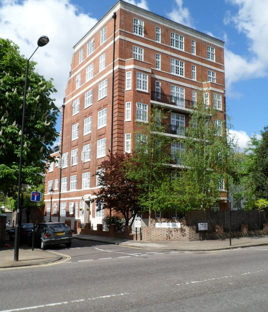 Melina Court, St John's Wood, London