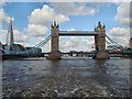 TQ3380 : River Thames, Tower Bridge by David Dixon