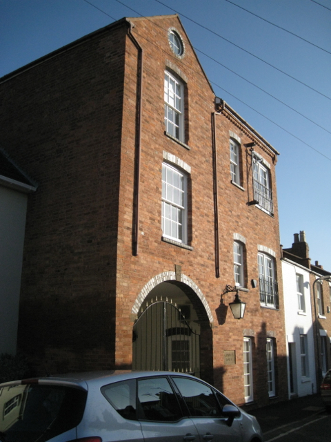 Gunnery House, Gunnery Terrace
