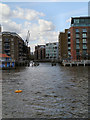 TQ3379 : St Saviour's Dock by David Dixon
