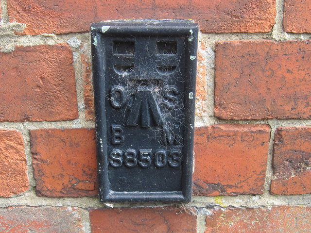 Ordnance Survey  Flush Bracket S8503