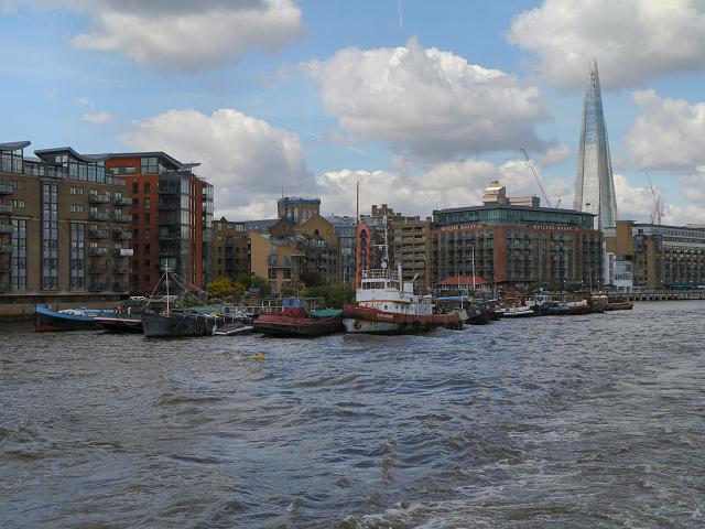 River Thames, Downings Road Moorings