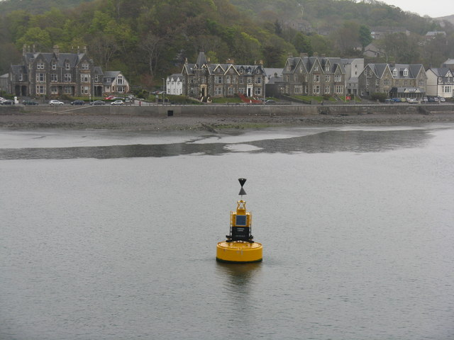 Buoy in Oban Bay