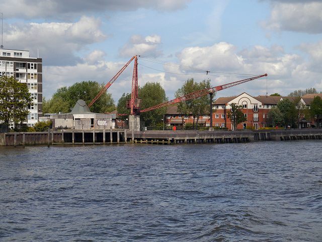 River Thames, Rotherhithe
