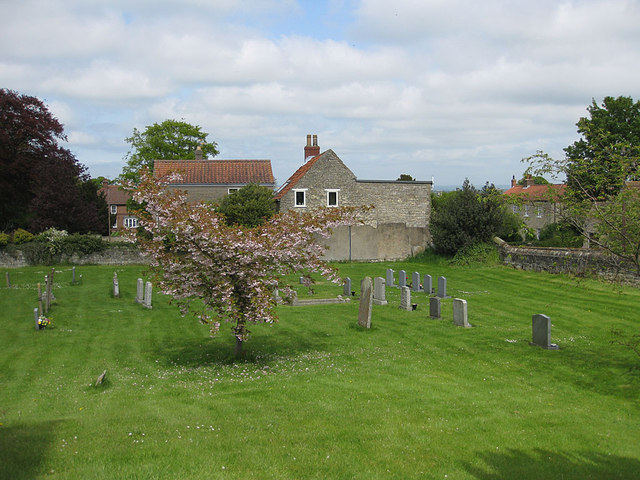 Churchyard, St Michael and All Angels