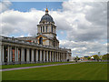 TQ3877 : Old Royal Navy College (University of Greenwich) by David Dixon