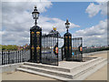 TQ3878 : The Water Gate, Greenwich by David Dixon