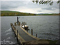 SD5990 : Sailing club jetty, Killington Reservoir by Karl and Ali