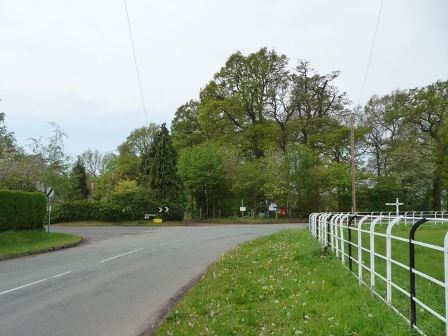Fourlane-ends, Over Peover