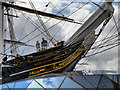 TQ3877 : Cutty Sark by David Dixon