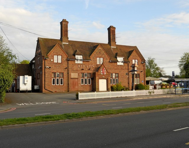 Walsgrave On Sowe-The Red Lion