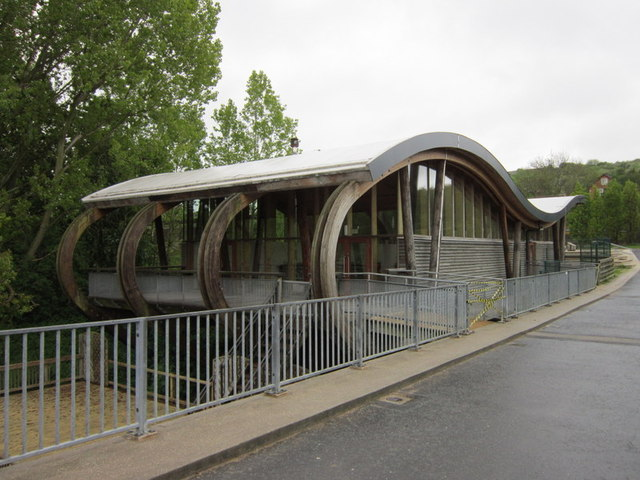 The Welcome Hall at The Earth Centre