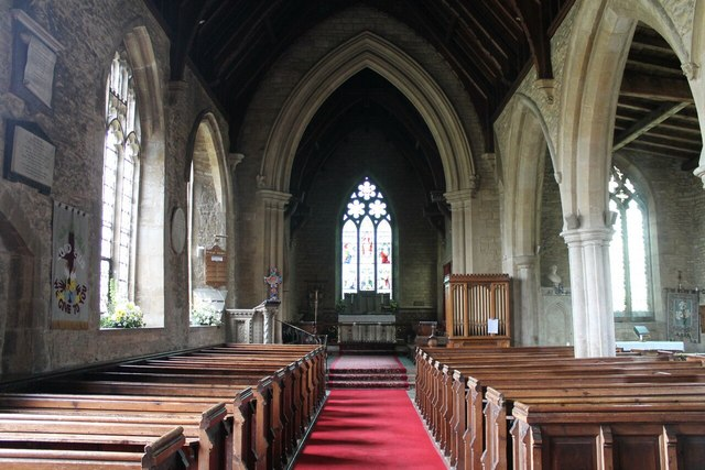 Interior St Andrews S Church 169 J Hannan Briggs Cc By