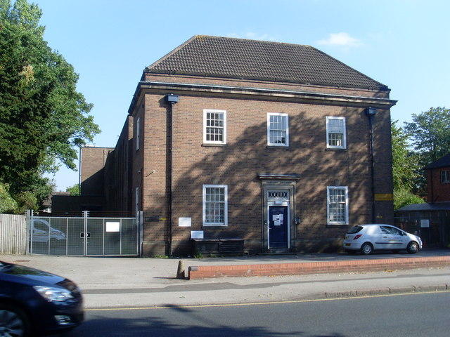 Calthorpe Telephone Exchange