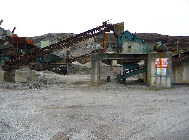 Crogaire Beag Quarry