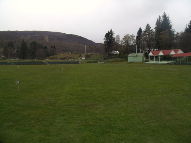 Princess Royal and Duke of Fife Memorial Park, Braemar