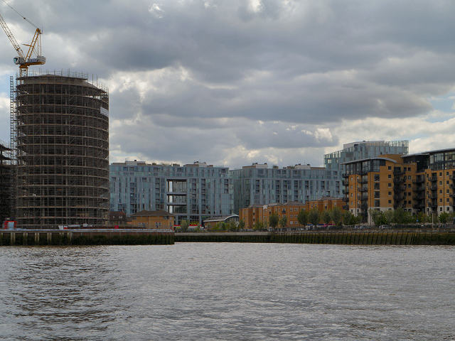 New Capital Quay, Greenwich