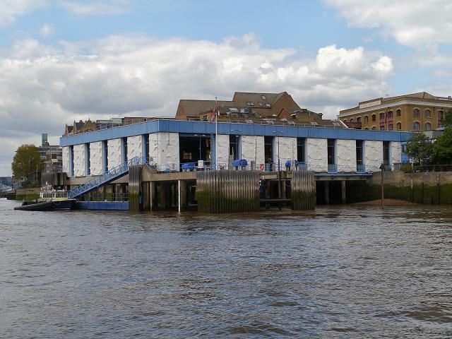 Police Boatyard, Wapping