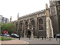 TQ3165 : Croydon Minster: north side by Stephen Craven