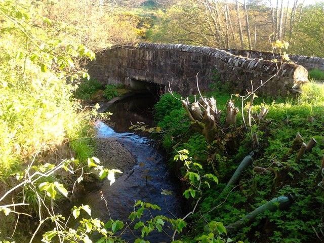 Milnholm, Weir
