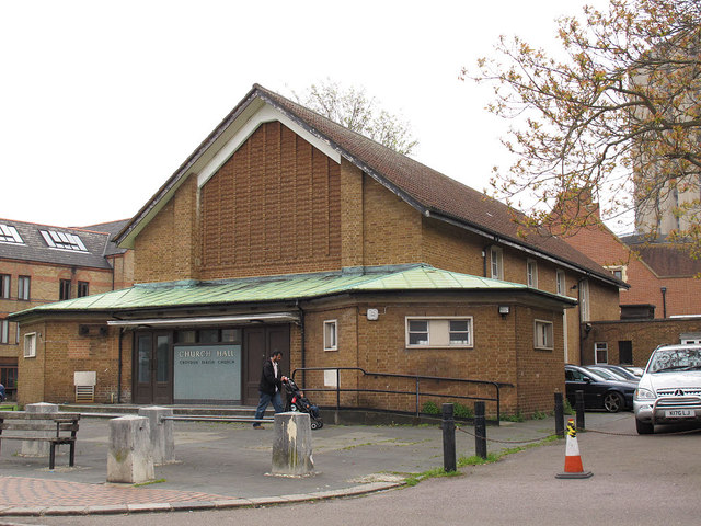 Croydon parish church hall