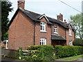 SJ7871 : Brookside Cottages by Christine Johnstone