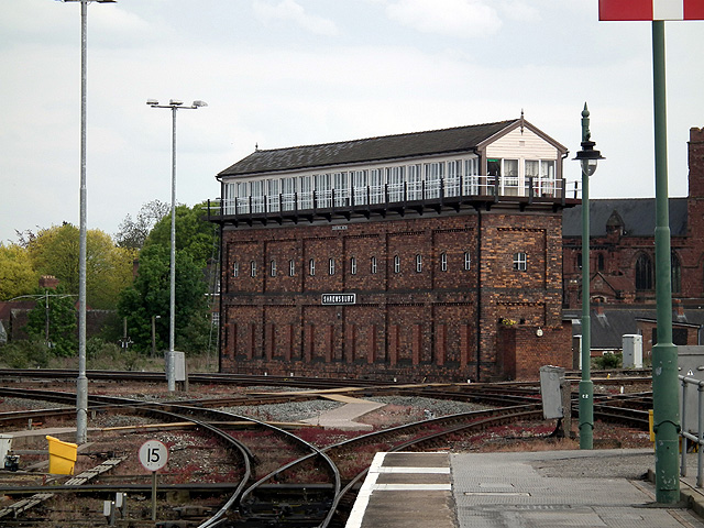 Severn Bridge Junction signalbox
