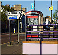 J5081 : Telephone box, Bangor by Rossographer