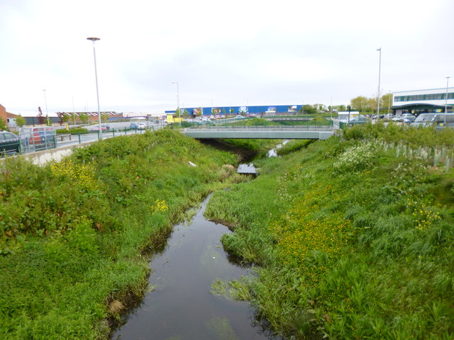 Saltney, Balderton Brook