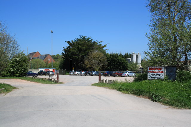 St Mary's Field car park