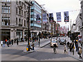 TQ2881 : Oxford Street, London by David Dixon
