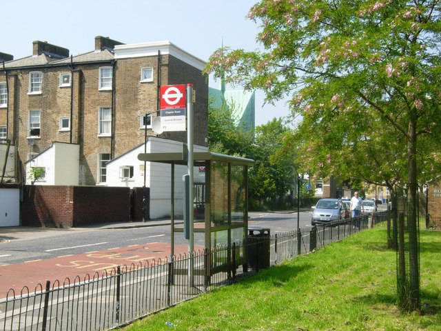 Chapter Road, Walworth