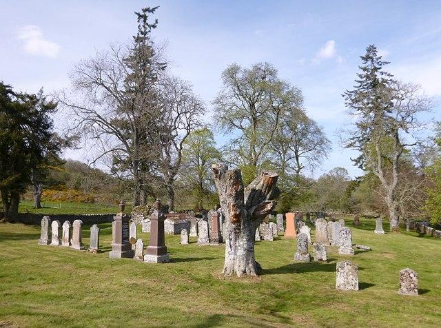 Glenconvinth Cemetery