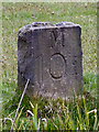 SD7808 : Milepost, Manchester, Bolton and Bury Canal by David Dixon