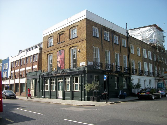 The Hansom Cab Public House, Earls Court Road, Kensington