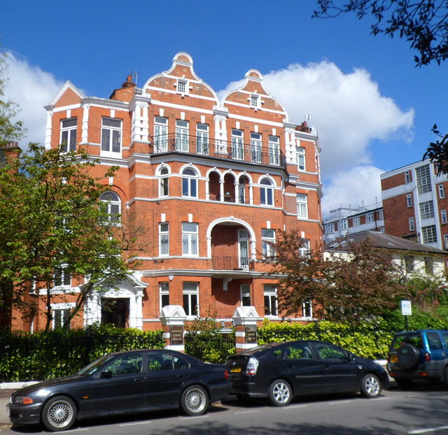 1-5 Neville Court, London NW8