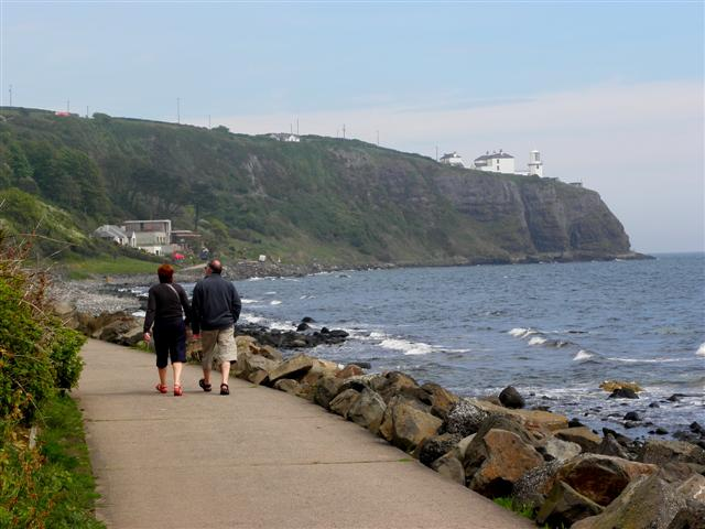 Coastal Path, Whitehead
