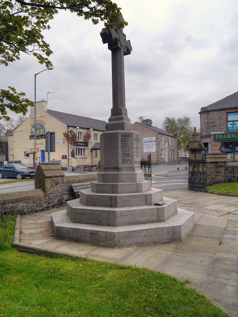 War Memorial, St John's Church