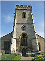 SE8370 : Grade II* listed church, Settrington by Pauline Eccles