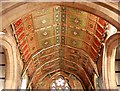 TQ3196 : St Mary Magdalene, Windmill Hill, Enfield - Chancel ceiling by John Salmon