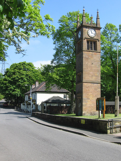 Kearsley - Ringley Church Tower