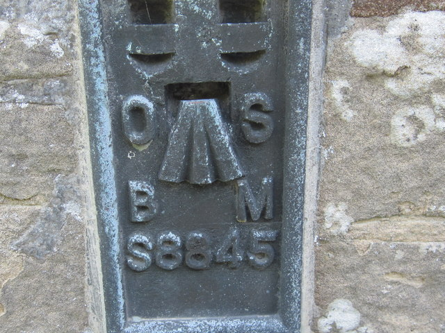 Ordnance Survey  Flush Bracket S8845